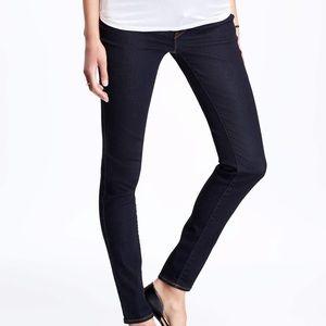Old Navy   Maternity   Rockstar Super Skinny Jeans